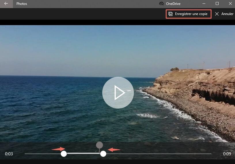 couper video windows 10
