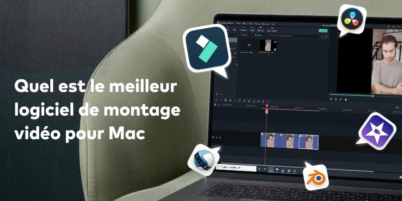 logiciel de montage video gratuit pour mac